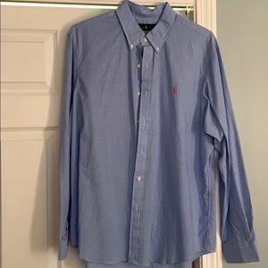 Ralph Lauren Men's Dress shirt! XL